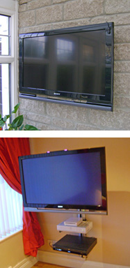 tv-wall-mounting-Burford
